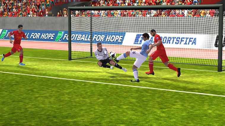 FIFA 14 screen shot 2