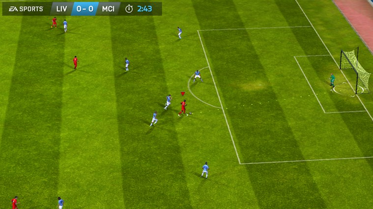 FIFA 14 näyttökuva 4
