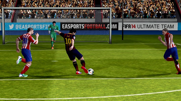 FIFA 14 capture d'écran 0