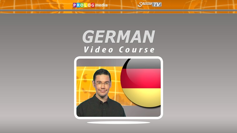 GERMAN - SPEAKit.tv (Video Course) captura de pantalla 0