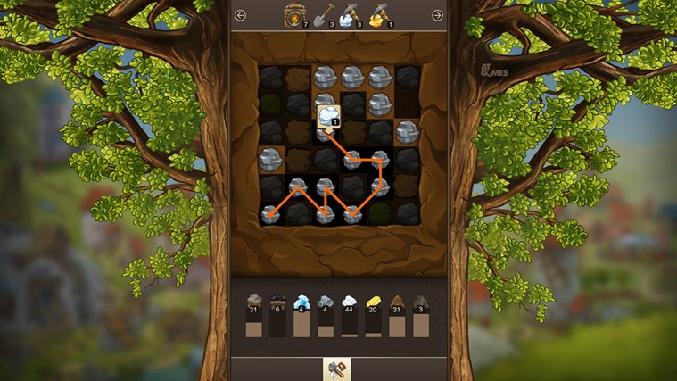 Puzzle Craft Screenshot 4