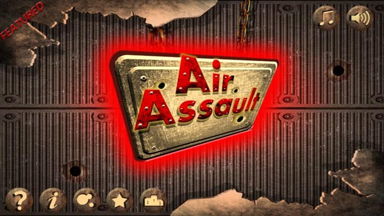 Air Assault for Win8 UI  full