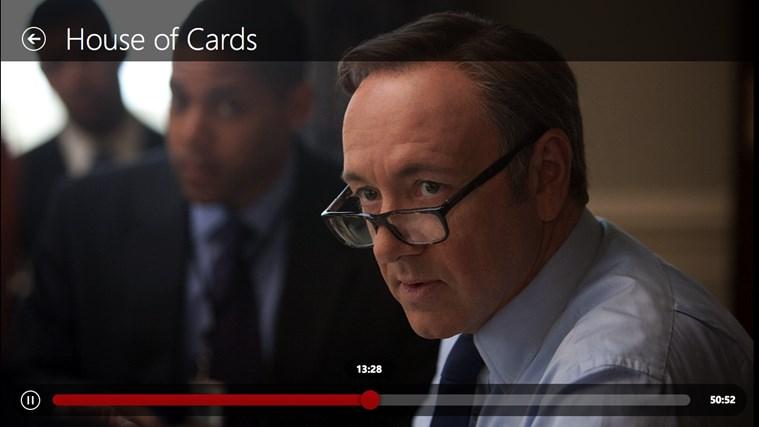 Netflix schermafbeelding 2