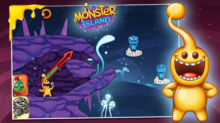 Monster Island screen shot 0