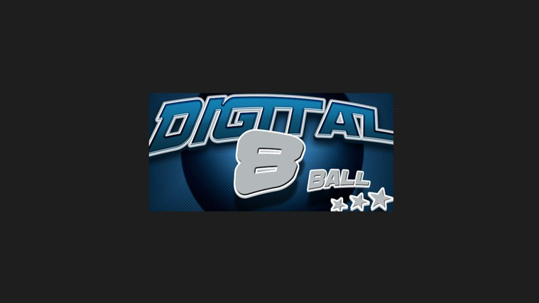 Digital 8 Ball captura de pantalla 0