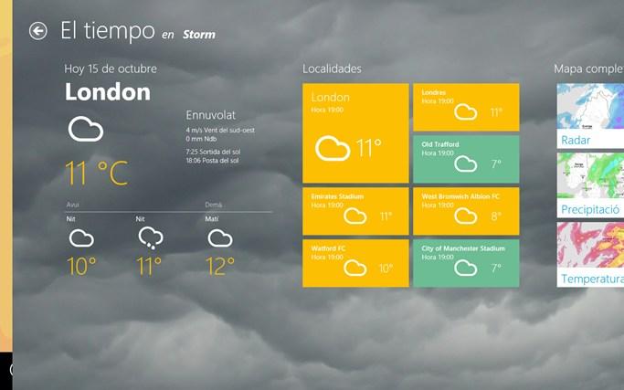 Storm captura de pantalla 0