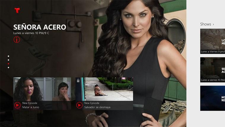 Telemundo NOW screen shot 0