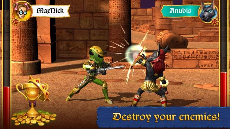 Sword vs Sword screen shot 4