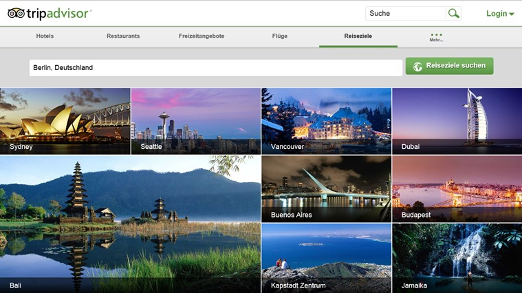 TripAdvisor Hotels Flights Restaurants Screenshot 6