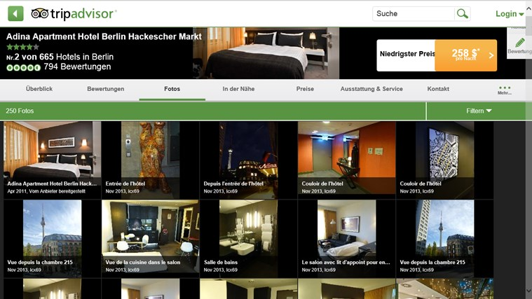 TripAdvisor Hotels Flights Restaurants Screenshot 8