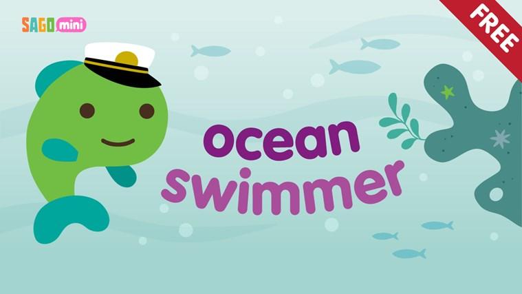 Ocean Swimmer screen shot 0
