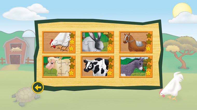 First Puzzles: Animal Kingdom cattura di schermata 4