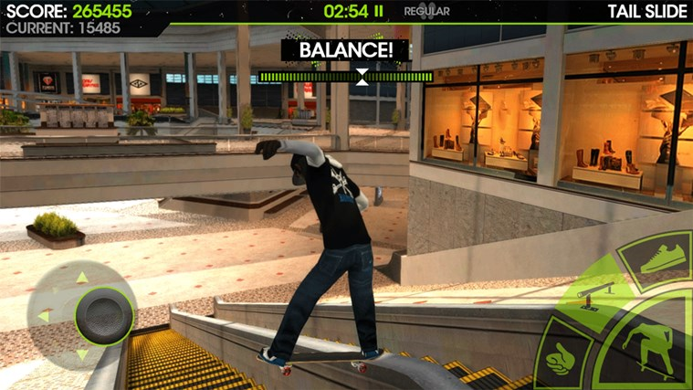 Skateboard Party 2 screen shot 2