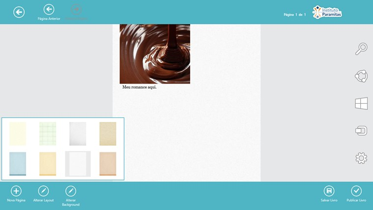 Livros Digitais captura de tela 6