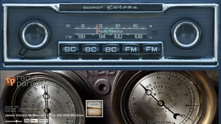 Car Radio screen shot 0