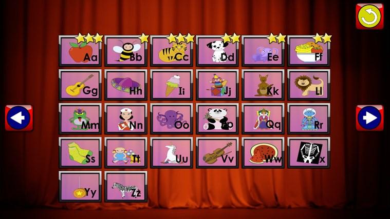 ABC Kids et comptage Jigsaw Puzzle jeu - apprendre les formes de numératie alphabet et nombres adapté aux tout-petits et enfants en âge scolaire pré capture d'écran 2
