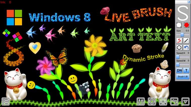 Live Photo Paint ekran görüntüsü 6