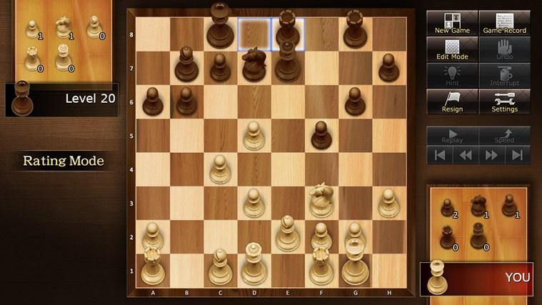 The Chess Lv.100 screen shot 0