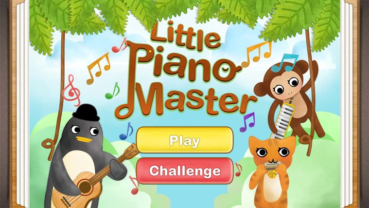 Little Piano Master screen shot 0