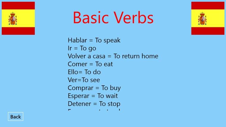 Basic Spanish - Lessons - Tes Teach