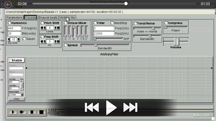 Song Production - Producing Indie Electro-Pop screenshot 4