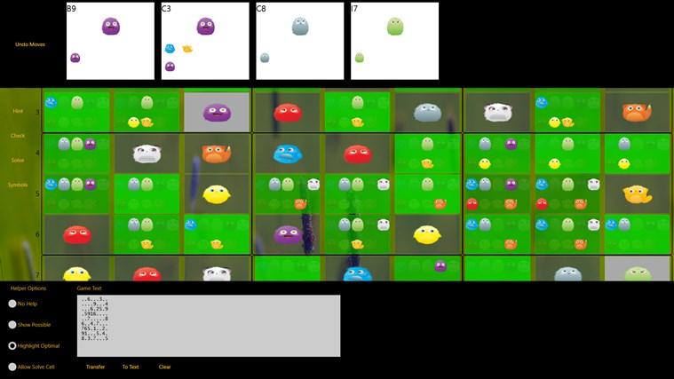 Best Sudoku Solver screen shot 4