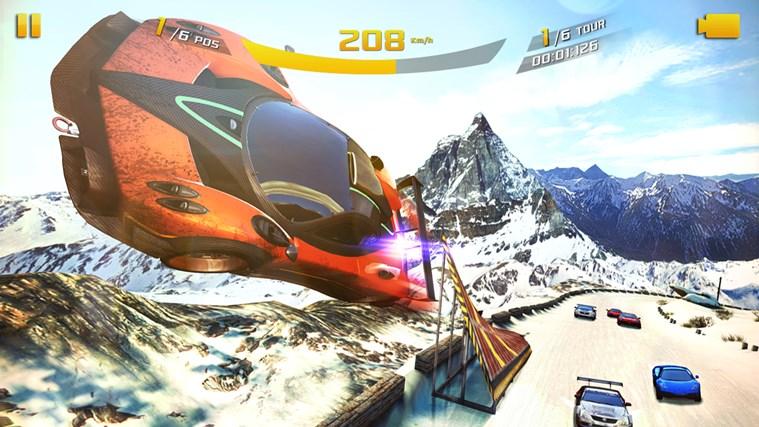 Asphalt 8: Airborne capture d'écran 2