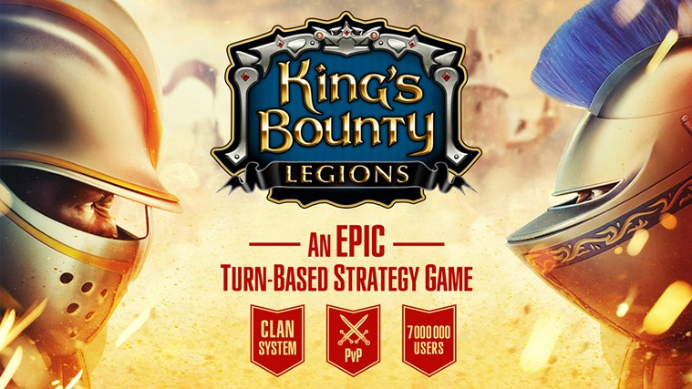 King's Bounty: Legions screen shot 0