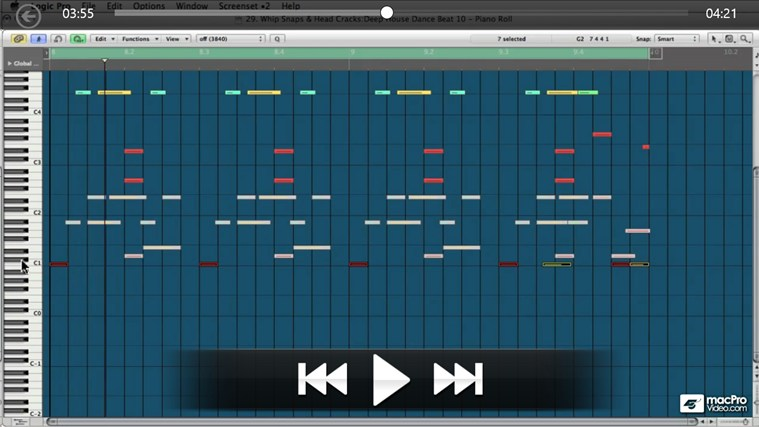 Native Instruments 200 - Battery: Drum Programming screen shot 4