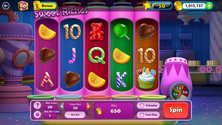 Microsoft Jackpot screen shot 2