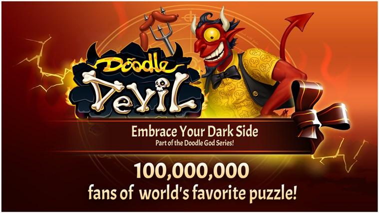 Doodle Devil™ Free screen shot 0