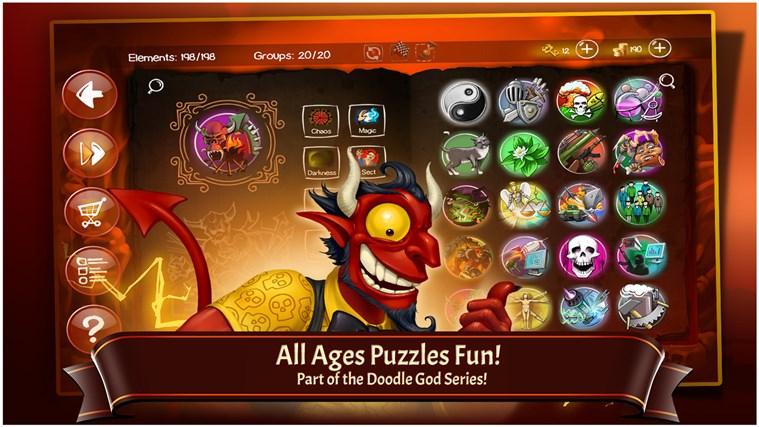 Doodle Devil™ Free screen shot 4