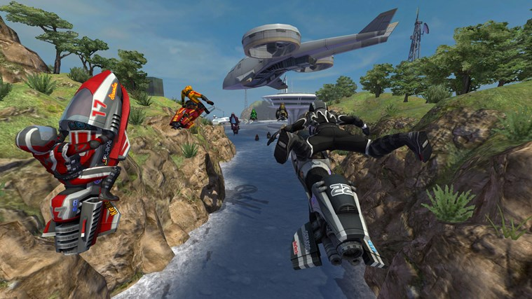 Riptide GP2 screen shot 2