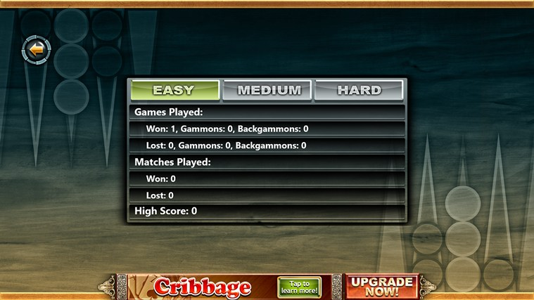 Backgammon Free screen shot 4