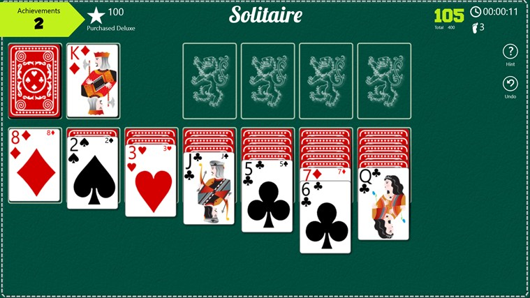 Solitaire Pro screen shot 0