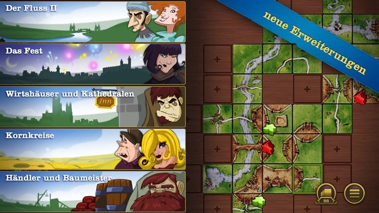 Carcassonne Screenshot 6