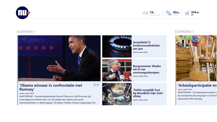 NU.nl schermafbeelding 0