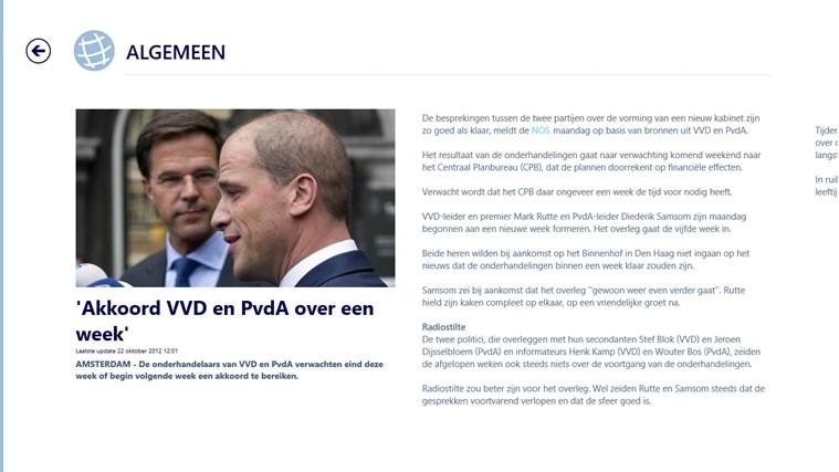 NU.nl schermafbeelding 4