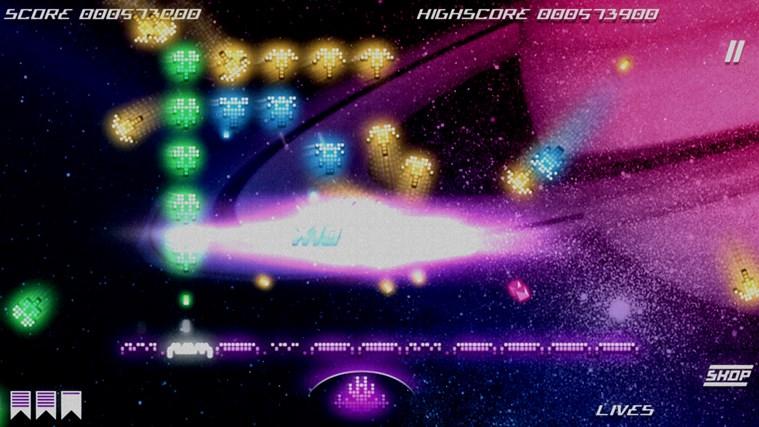 Kosmik Revenge screen shot 0