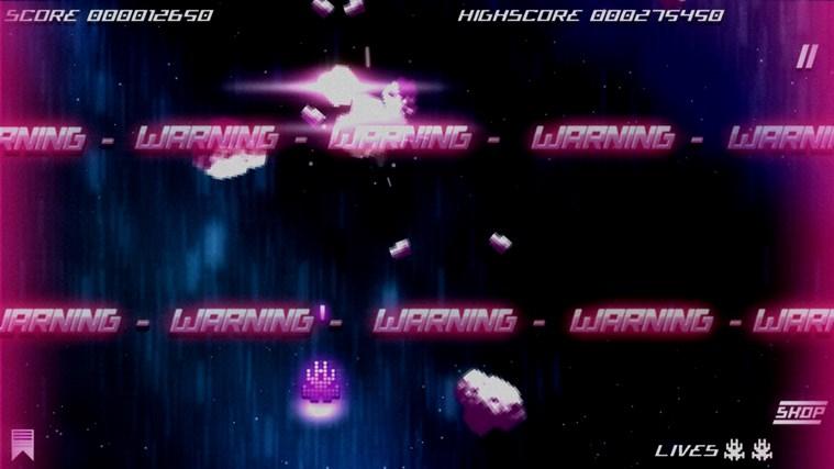 Kosmik Revenge screen shot 4