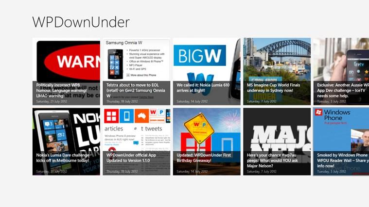 Windows 8 WPDownUnder full