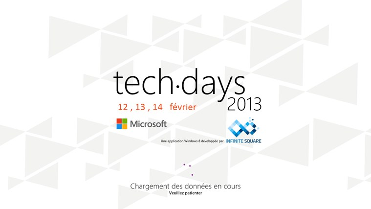 TechDays France capture d'écran 0