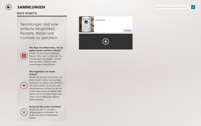 Bing Kochen & Genuss Screenshot 4