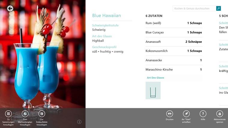 Bing Kochen & Genuss Screenshot 6