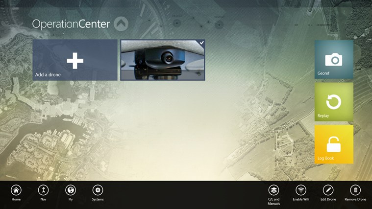 OperationCenter screen shot 0