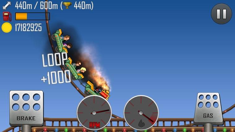 Hill Climb Racing näyttökuva 6