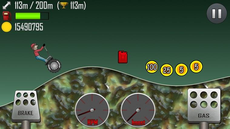 Hill Climb Racing capture d'écran 4