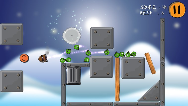 Apple Bin screen shot 2