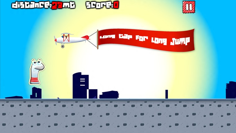 Sock Runner Windows 8 Game