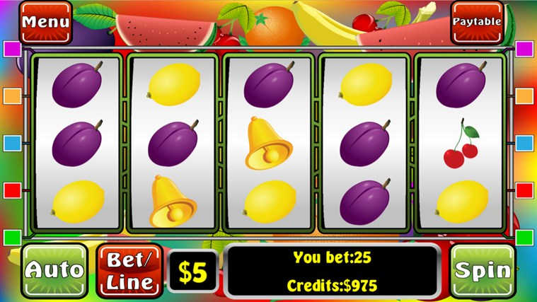 Slot Fever screen shot 0